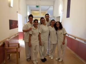 Enfermeras españolas Alemania