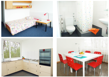 Alojamientos enfermeras hospital Basel